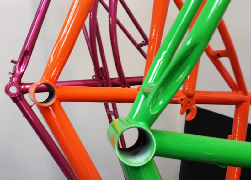 Bicycles Henderson S Metal Cleaning